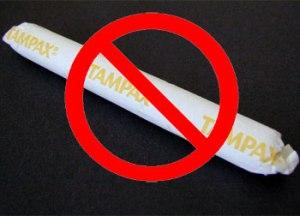 no-tampons