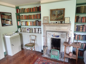 Virginia Woolf's Room in the Monk's House