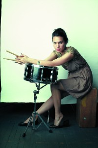 Zaneta Sykes writes about her experiences as a female percussionist in an article for Tom Tom Magazine.