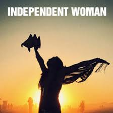 indepenent woman