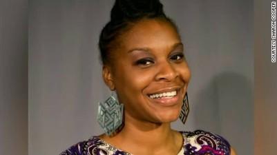 A portrait Sandra Bland