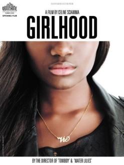 movie poster for girlhood