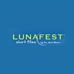 Lunafest Logo for the film festival