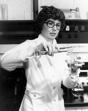 Barbara Askins, a Chemist