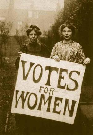 voteforwomen