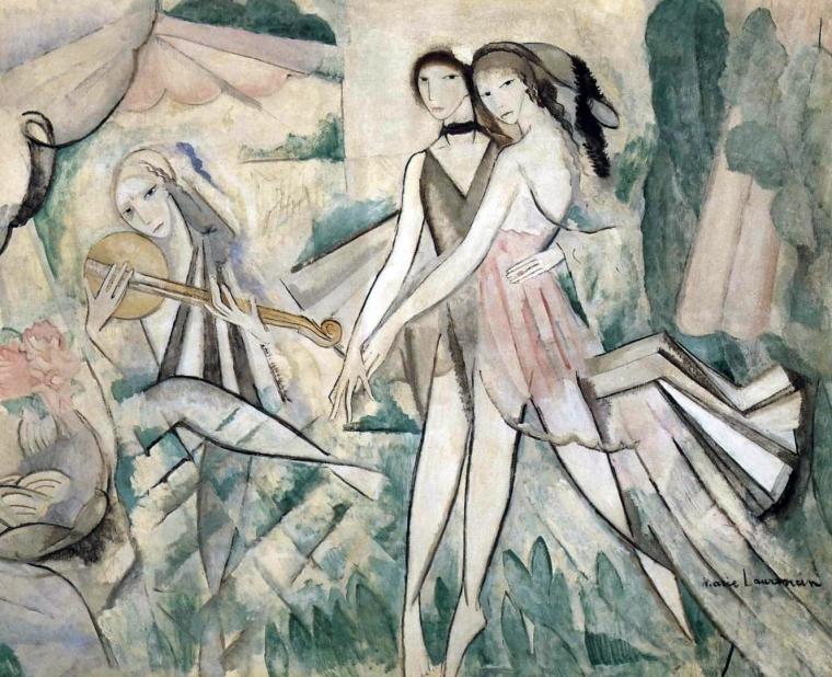 Marie_Laurencin,_1913,_Le_Bal_élégant,_La_Danse_à_la_campagne..jpg